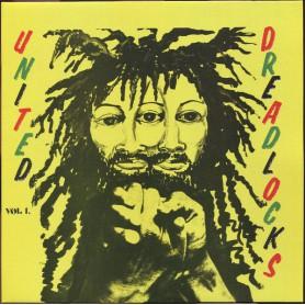 (LP) VARIOUS ARTIST - UNITED DREADLOCKS VOL.1