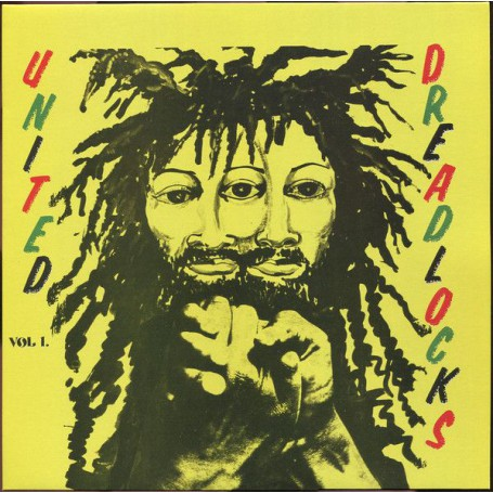 (LP) VARIOUS ARTIST - UNITED DREADLOCKS VOL.1