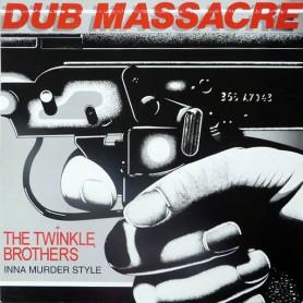 (LP) THE TWINKLE BROTHERS - DUB MASSACRE