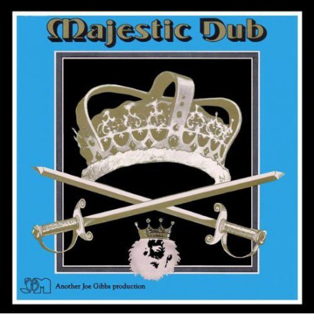 (LP) JOE GIBBS - MAJESTIC DUB