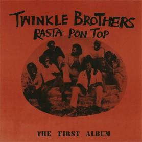 (LP) THE TWINKLE BROTHERS - RASTA PON TOP