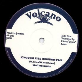 "(10"") WAILING SOULS - KINGDOM RISE KINGDOM FALL / HO WHAT A FEELING"