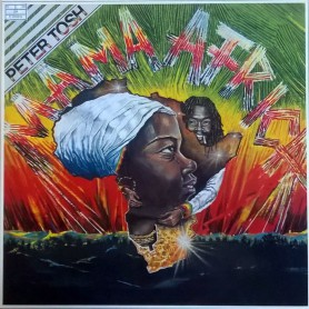 (LP) PETER TOSH - MAMA AFRICA