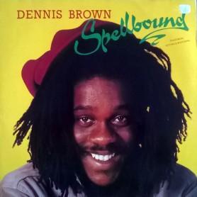 (LP) DENNIS BROWN - SPELLBOUND