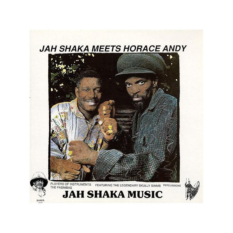 (LP) JAH SHAKA MEETS HORACE ANDY