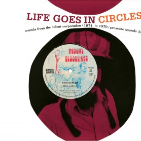 "(10"") ALTHEA & DONNA - GONE TO NEGRIL / INNER CIRCLE & LEE PERRY - CRAZY NEGRIL"