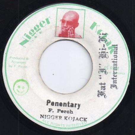 "(7"") NIGGER KOJAK - PENITENTIARY"