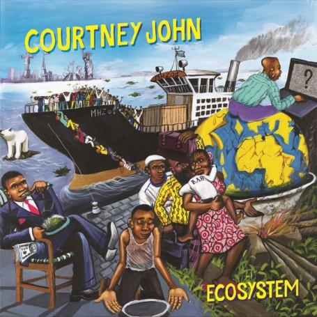 (LP) COURTNEY JOHN - ECOSYSTEM