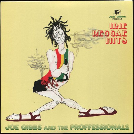 (LP) VARIOUS ARTISTS - IRIE REGGAE HITS