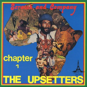 "(3 X 10"" Box Set) LEE PERRY - SCRATCH AND COMPANY CHAPTER 1 THE UPSETTERS"