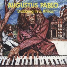 (LP) AUGUSTUS PABLO - DUBBING IN A AFRICA
