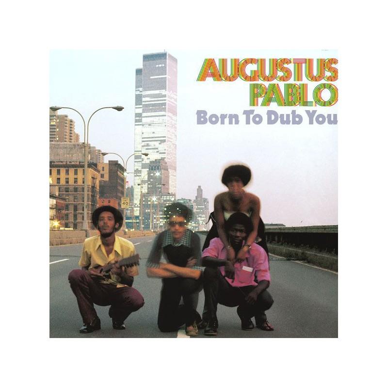 (LP) AUGUSTUS PABLO - BORN TO DUB YOU