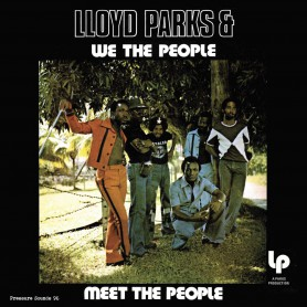 (LP) LLOYD PARKS & WE THE PEOPLE BAND - MEET THE PEOPLE