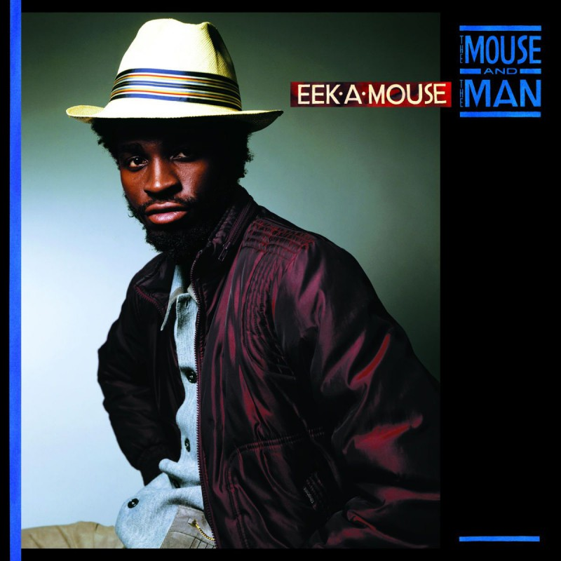 (LP) EEK A MOUSE - THE MOUSE AND THE MAN