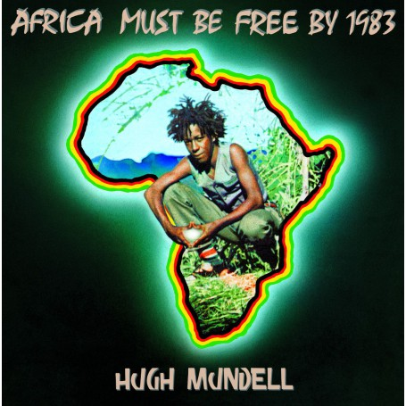 (LP) HUGH MUNDELL - AFRICA MUST BE FREE BY 1983