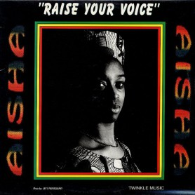 (LP) AISHA - RAISE YOUR VOICE
