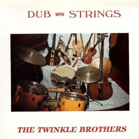 (LP) TWINKLE BROTHERS - DUB WITH STRINGS