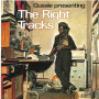 (LP) GUSSIE PRESENTING THE RIGHT TRACKS : JACOB MILLER, AUGUSTUS PABLO, HORACE ANDY, ETC