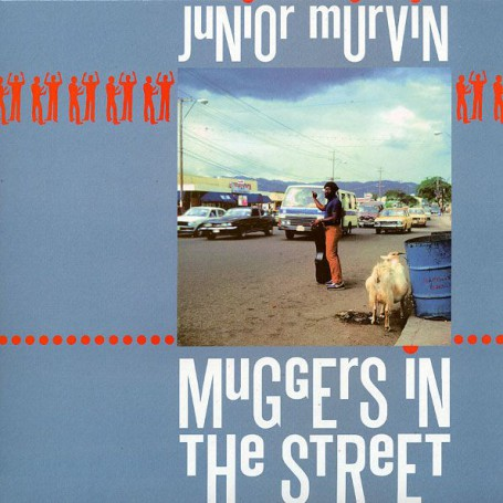 (LP) JUNIOR MURVIN - MUGGERS IN THE STREET