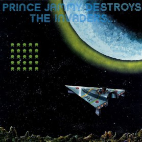 (LP) PRINCE JAMMY - DESTROYS THE INVADERS