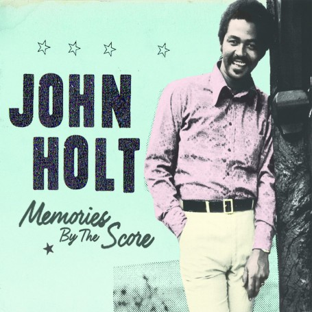(2xLP) JOHN HOLT - MEMORIES BY THE SCORE