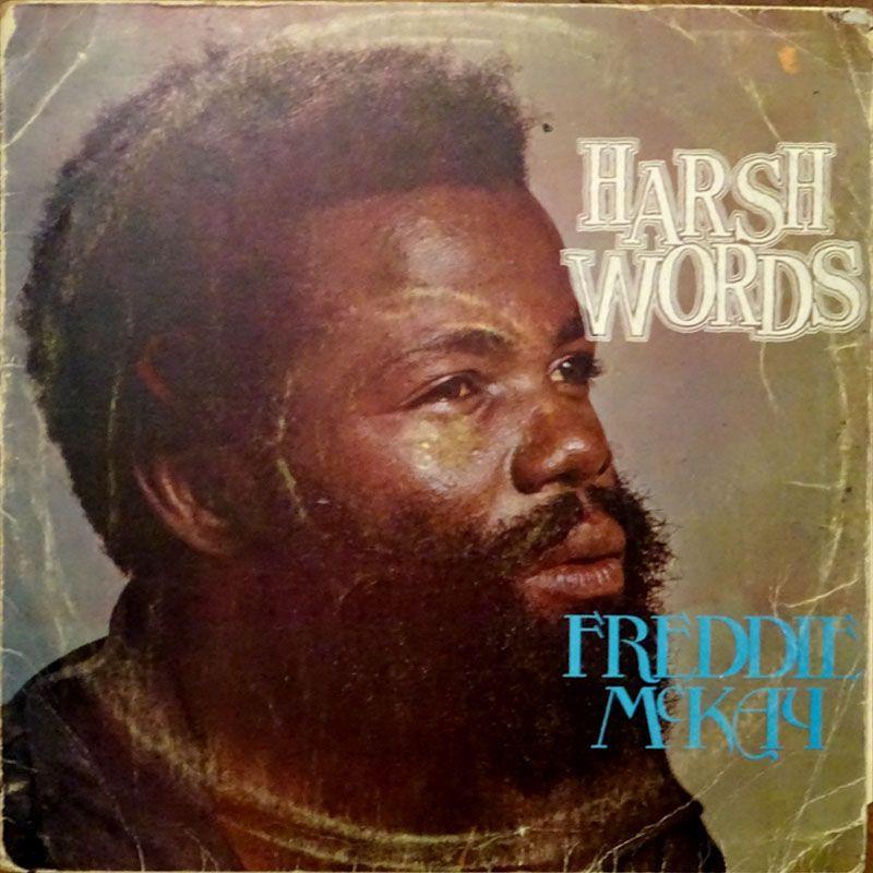(LP) FREDDIE McKAY - HARSH WORDS