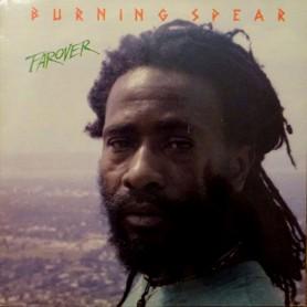 (LP) BURNING SPEAR - FAROVER