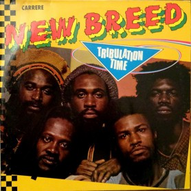 (LP) NEW BREED - TRIBULATION TIME