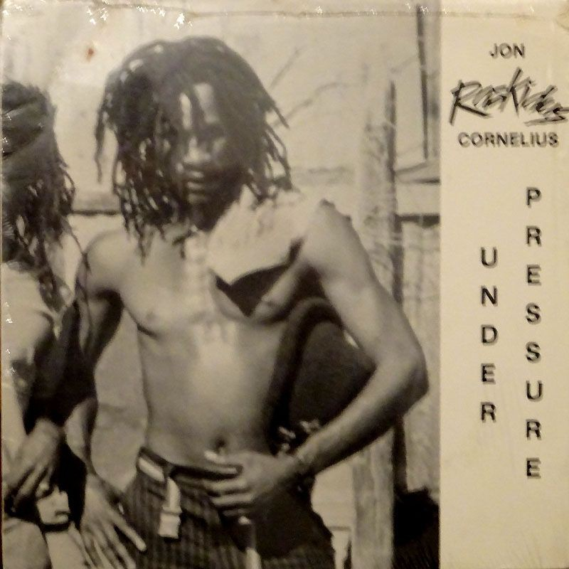 (LP) JON RASKIDUS CORNELIUS - UNDER PRESSURE