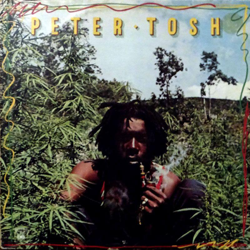 (LP) PETER TOSH - LEGALIZE IT