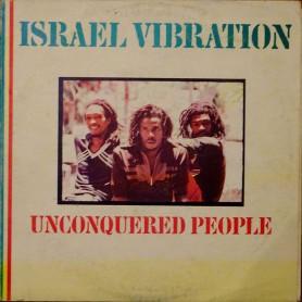 (LP) ISRAEL VIBRATION - UNCONQUERED PEOPLE