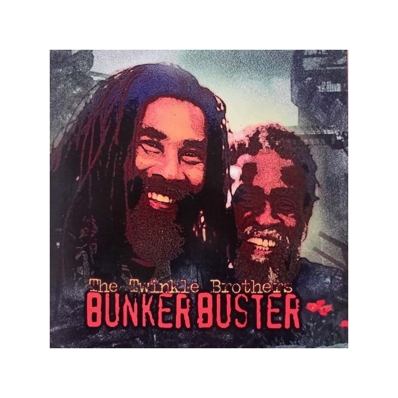 (LP) TWINKLE BROTHERS - BUNKER BUSTER
