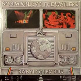 (LP) BOB MARLEY & THE WAILERS - BABYLON BY BUS