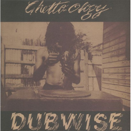 (LP) BLACK ROOTS PLAYERS - GHETTO-OLOGY DUB WISE