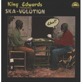 (LP) KING EDWARDS PRESENTS - SKA-VOLUTION