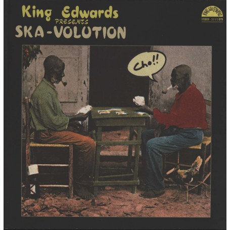 (LP) KING EDWARDS PRESENTS - SKA-VOLUTION