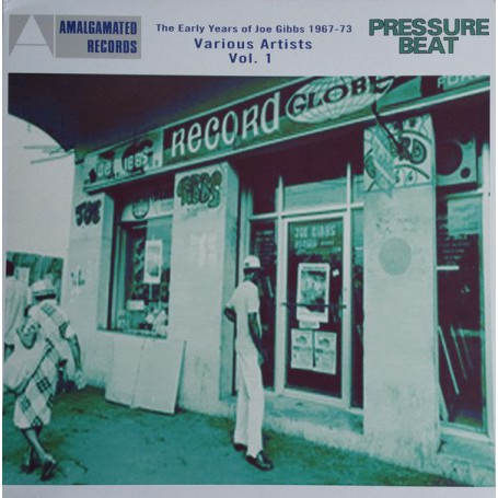 (LP) VARIOUS ARTISTS - THE EARLY YEARS OF JOE GIBBS 1967-73