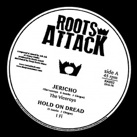 "(12"") THE VICEROYS - JERICHO / SISTA JAHAN - MY EVERYTHING"