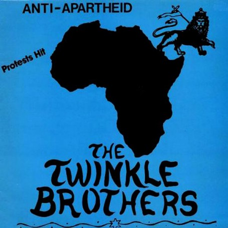 (LP) TWINKLE BROTHERS - ANTI-APARTHEID