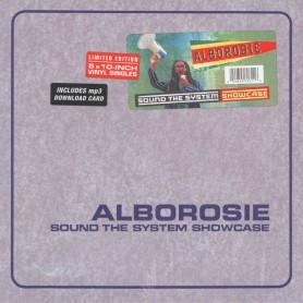 "(5 X 10"" Box Set) ALBOROSIE - SOUND THE SYSTEM SHOWCASE"