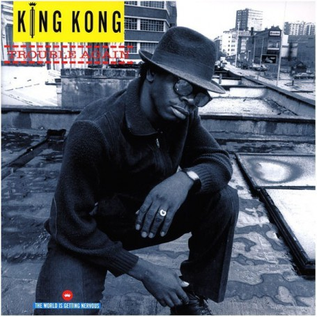 (LP) KING KONG - TROUBLE AGAIN