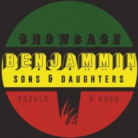 (LP) BENJAMMIN - SONS & DAUGHTERS