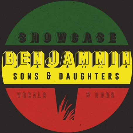(LP) BENJAMMIN - SONS & DAUGHTERS
