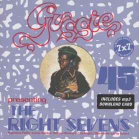 """(7x7"""" Box Set) GUSSIE - PRESENTING THE RIGHT SEVENS"""