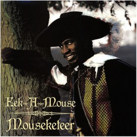 (LP) EEK A MOUSE - MOUSEKETEER