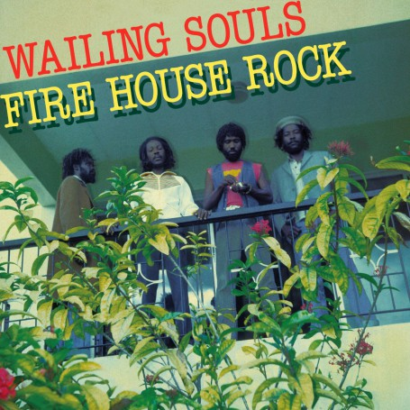 (LP) WAILING SOULS - FIRE HOUSE ROCK