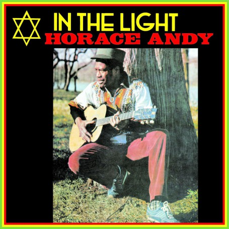 (LP) HORACE ANDY - IN THE LIGHT