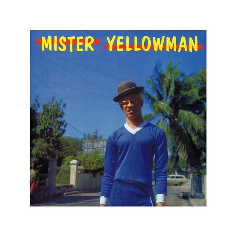 (LP) YELLOWMAN - MISTER YELLOWMAN