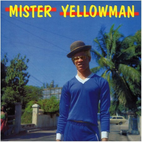 (LP) YELLOWMAN - MR YELLOWMAN