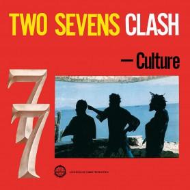 (3XLP) CULTURE - TWO SEVENS CLASH (40TH ANNIVERSARY EDITION)